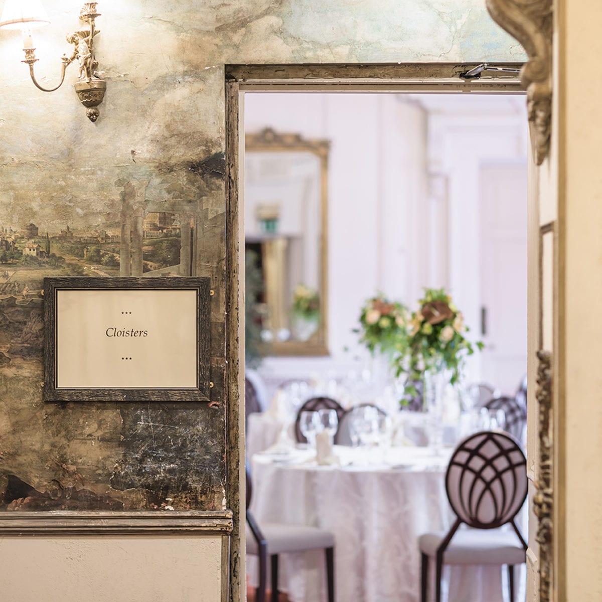 Cloister's Restaurant