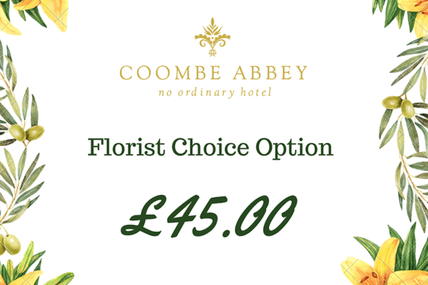 Florist Choice Bouquet Made With Seasonal Flowers