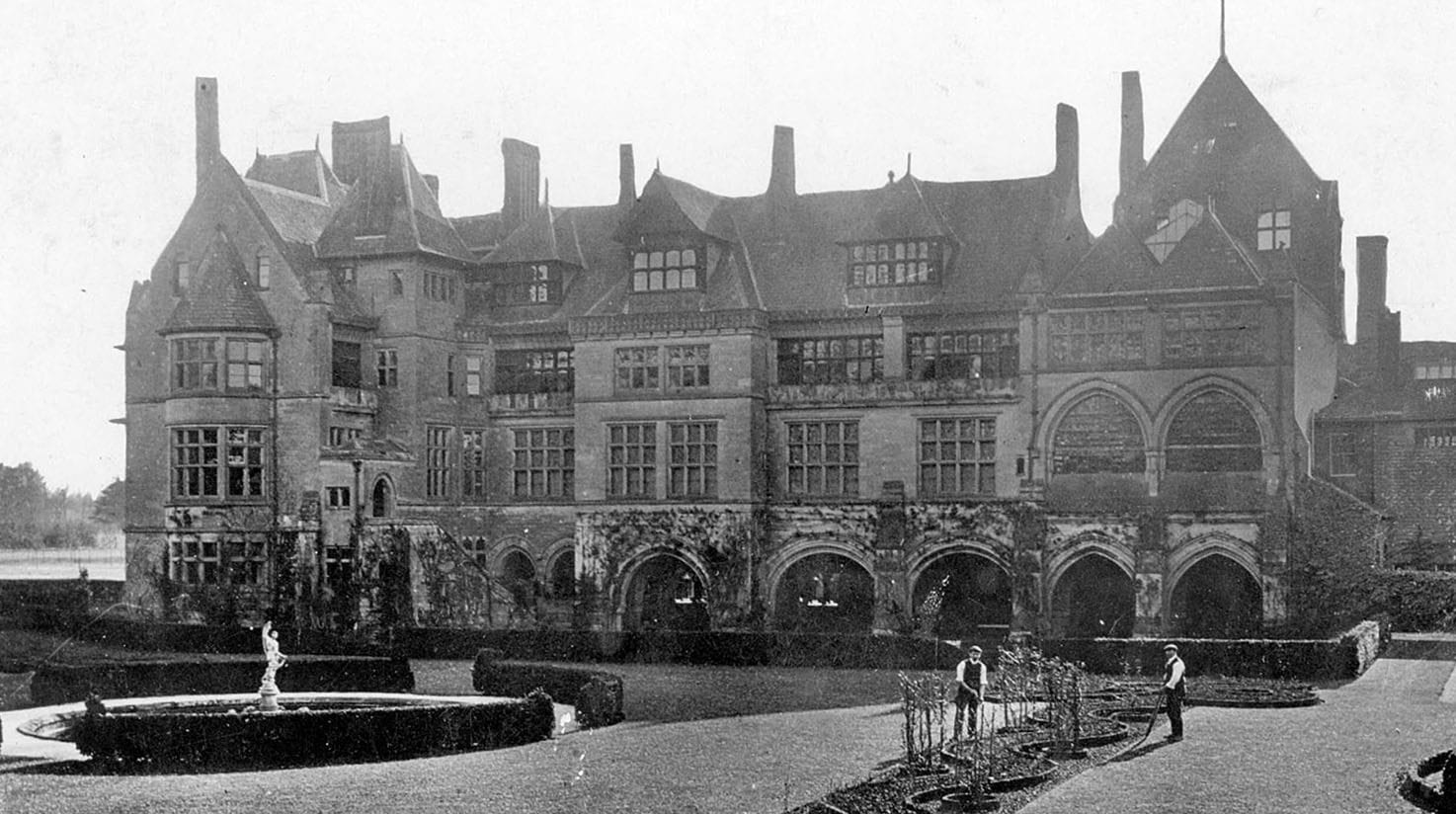 Coombe Abbey history