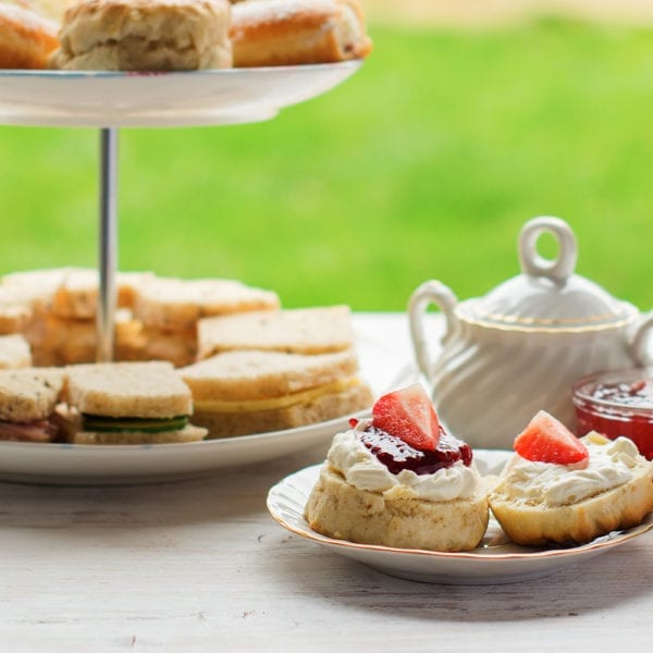 Valentine's Afternoon Tea Collection