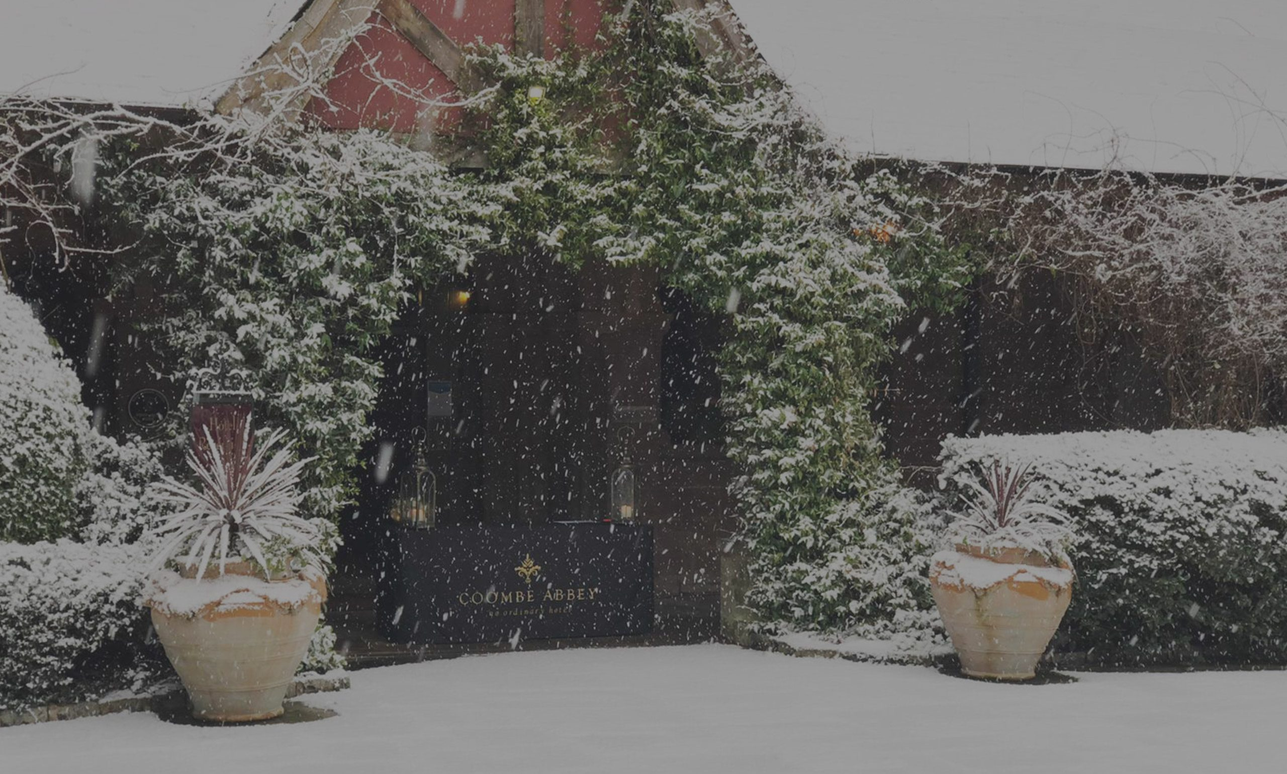 Christmas at Coombe Abbey Coventry header