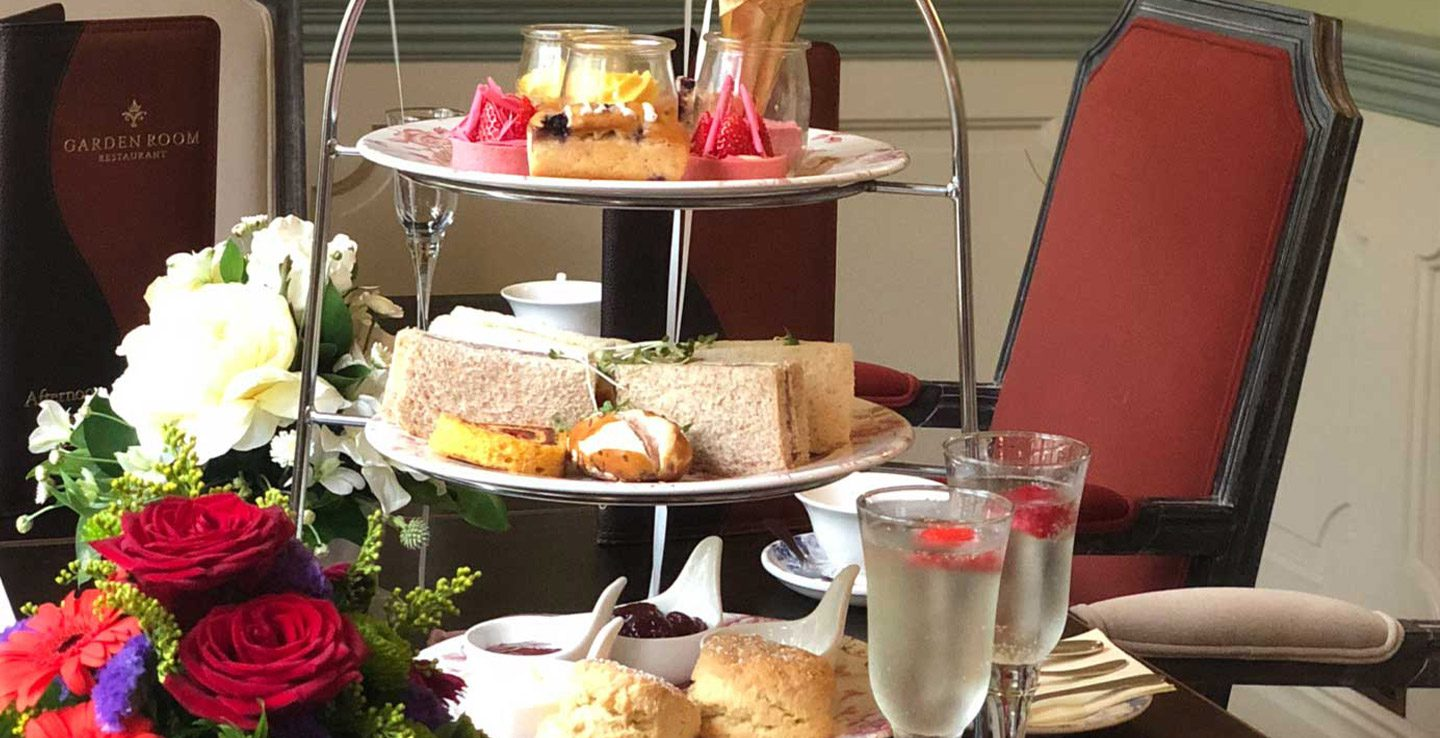Coombe Afternoon tea